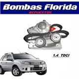 Kit Distribucion Ford Fiesta Fiesta Max Ecosport 1.4 Tdci