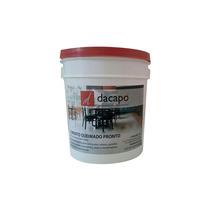 Cimento Queimado Pronto Dacapo 20kg Cinza Ou Branco