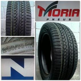 Pneus Remold Moria 205/55 R16 Certif. Inmetro E Garantia