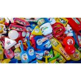 Relleno Piñata Personalizados 60 Uds + 4 Minilibro Dcolorear