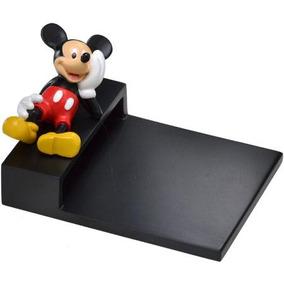 Porta Bloco De Notas Mickey Preto E Vermelho