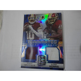 Tarjeta Coleccionable Washington Redskins Robert Griffin Iii