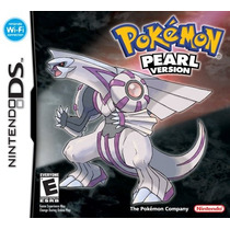 Pokémon Pearl Version - Nintendo Ds