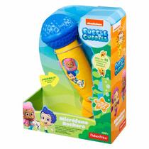 Bubble Guppies Micrófono Rockero Fisher Price Nickelodeon