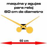 Maquina Y Agujas Para Reloj De Pared Grande..fabricante