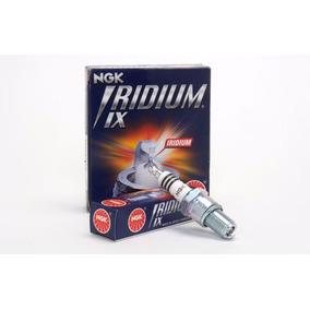 Vela Ignição Ngk Iridium Bkr6eix Fiat Marea 2.4 20v