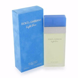 Perfume Dolce & Gabbana Light Blue 100 Ml 100 Original Dama