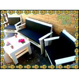 Sillones Y Muebles De Palets Reciclado
