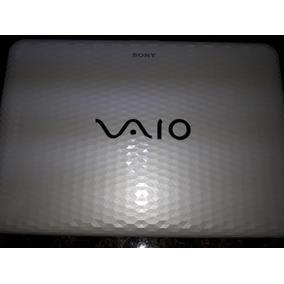 Laptop Sony Vaio I5 White