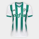 Camisa Palmeiras Away 17/18 adidas Masculina Original