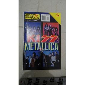 Guitarra Fácil Álbum Kiss Metallica