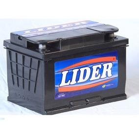 Bateria 70 Amperes Lider Nova Com Um Ano De Garantia