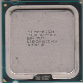 Processor Q8300 Core2 Quad (4m Cache, 2.50 Ghz- S/ Cooler