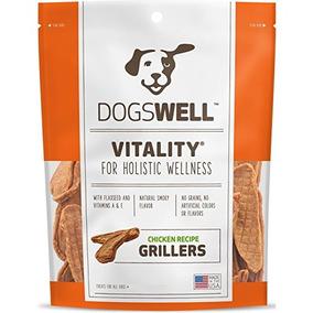 Receta De Pollo Dogswell Vitalidad Parrillas De 15 Onzas De