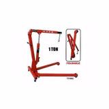 Grua Hidraulica Para Motores/plegable 1 Tonelada Big Red