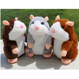 Hamster Talking Incl. 3 Pilas ¡envio Gratis!