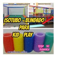 Isotubo Blindado Para Kid Play Furo De 54mm Kit Com 10 Mts..