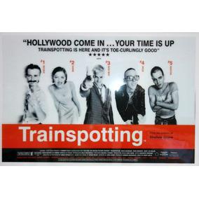 Trainspotting Poster Del Cartel Pelicula Tamaño Tabloide