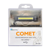 Luz Trasera De Bici Comet Ultrabrillante 5 Modos Envio Grati