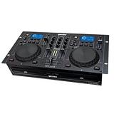 Gemini Cdm Series Cdm-4000 Profesional Audio Cd / Mp3 / U...