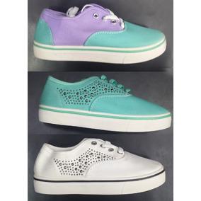 Zapatos Tipo V A N S Paseo Para Dama Economicos