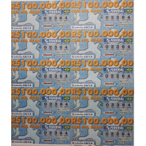 Bilhete Loteria Federal De 2003 : 01/jan. Dia Mundial Da Paz