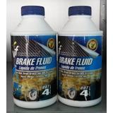 Liga De Freno Dot 4 Brake Fluid 355cm3