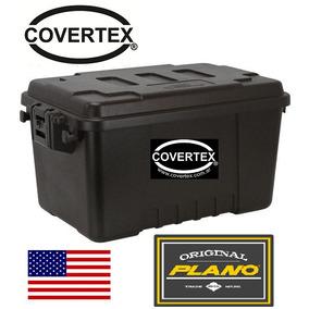 Caja Plastica Baul Moto Cuatri ,pick Up Plast Usa 61x38x33