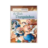 Os Tres Porquinhos Dvd Lacrado Original Disney