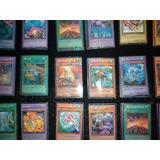 Lote Cartas Yugioh Variado (no Originales) 50 Cartas