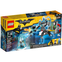 Lego 70901 The Batman Movie - O Ataque De Gelo Do Mr. Freeze