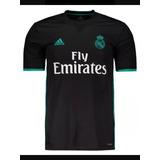 Kit Uniforme Completo Real Madrid Cristiano Ronaldo - Camisas de ... 0e3e41bfc7a65
