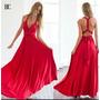 Vestidos Elegante Dama De Honor Multiformas