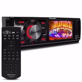 Toca Cd Dvd Pioneer Dvh-7880av Tela 3 Polegadas Usb Frontal