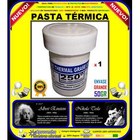 Pasta Térmica / Envase De 50gr Aprox / - 30°c / A / 250°c /