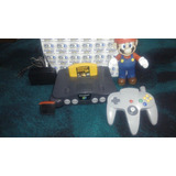 Nintendo 64 Con Donkey Kong Envio Gratis