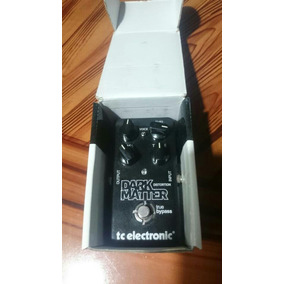Pedal Distorsión Tc Electronic Cambio Por Delay Degiteh