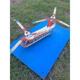Antiguo Helicóptero