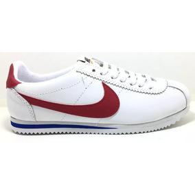 Tênis Nike Cortez Couro Masculino Casual Lançamento!!