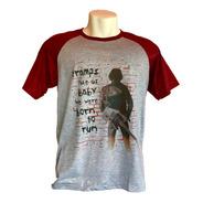 Camiseta Bruce Springsteen - Born To Run