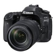 Camara Reflex Canon Eos 80d Kit 18-135mm