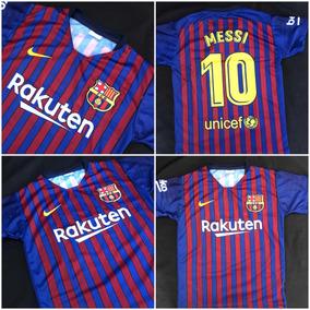 Playera Autografeada Por Messi Barcelona en Mercado Libre México 511ce12e44a