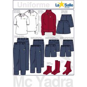Pantalon Escolar Colegio La Salle