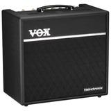 Amplificador Vox Vt80+ Para Guitarra Eléctrica Con Efectos