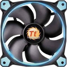 Ventilador Cooler Fan Thermaltake Riing 120 Blue Led 120mm