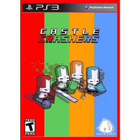 Castle Crashers Ps3 Psn Aventura
