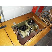 Maquina De Coser Singer C/mueble Motor 220 V 55 Ciclos 30a
