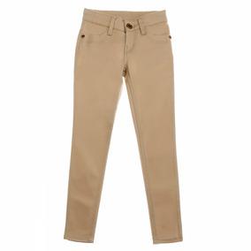 Jeans Oggi Carol Girls Blak Skinny / Cintura Media 509 Niña