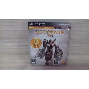 Jogo God Of War Saga Play 3 (original)
