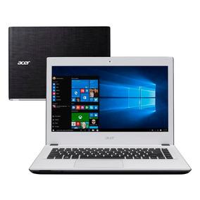 Notebook Acer E5-473-370z - 14 Intel Core I3, 4gb, Hd 1tb